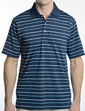 101312 - Jersey Multi-Stripe Polo