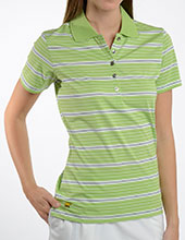 121367 - Justice Stripe Polo