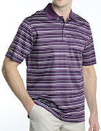 101305 - Quad Stripe Polo