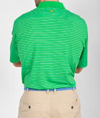101319 - Jersey Pin Stripe Polo