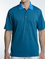 101323 - Honor Stripe Polo