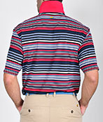 101324 - Primary Stripe Polo