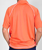 101331 - Raglan Sleeve Coverstitch Polo