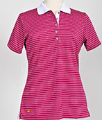 121368 - Jersey Pencil Stripe Polo