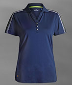 121371 - Shoulder Stripe Polo